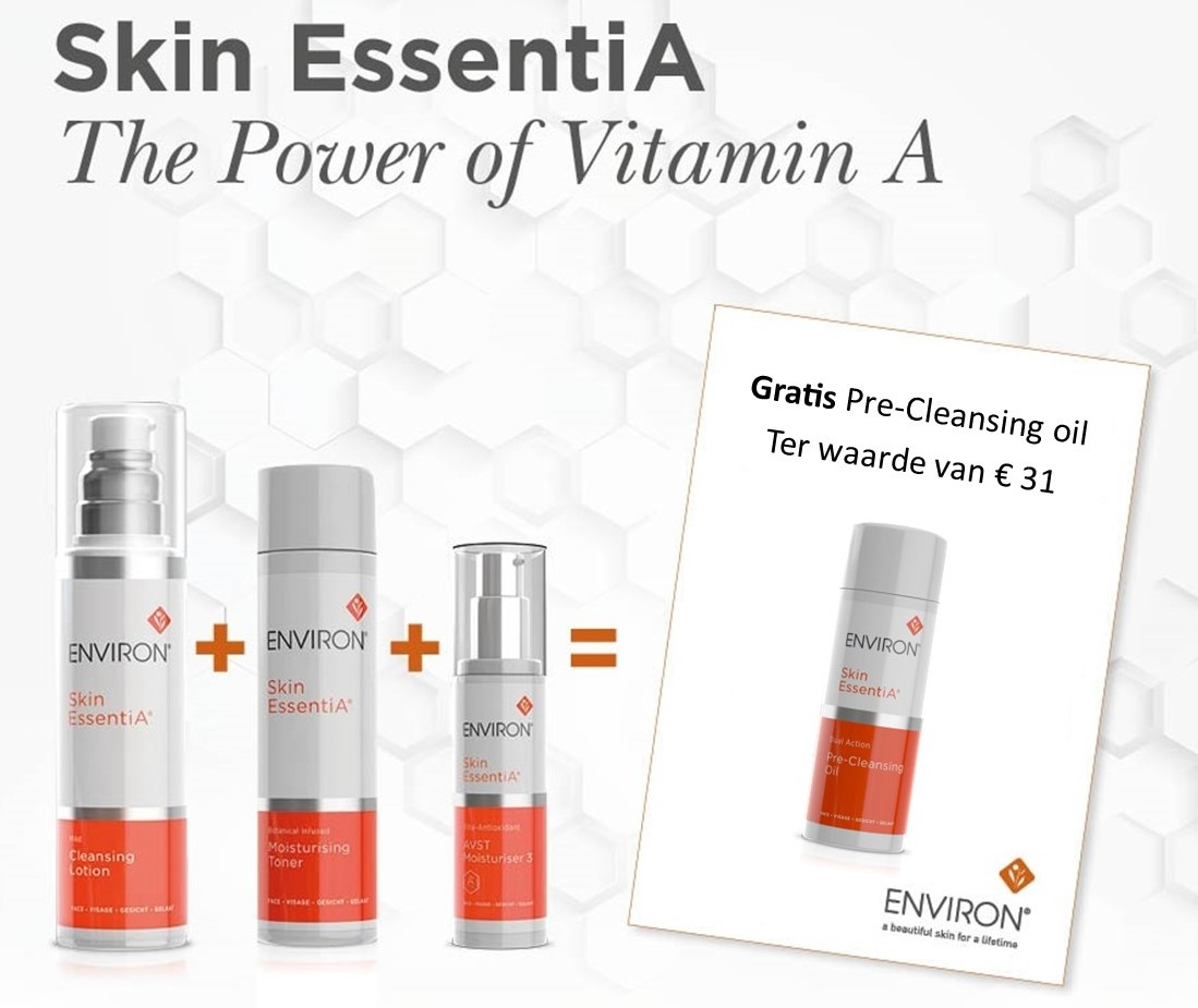environ actie pre cleansing oil