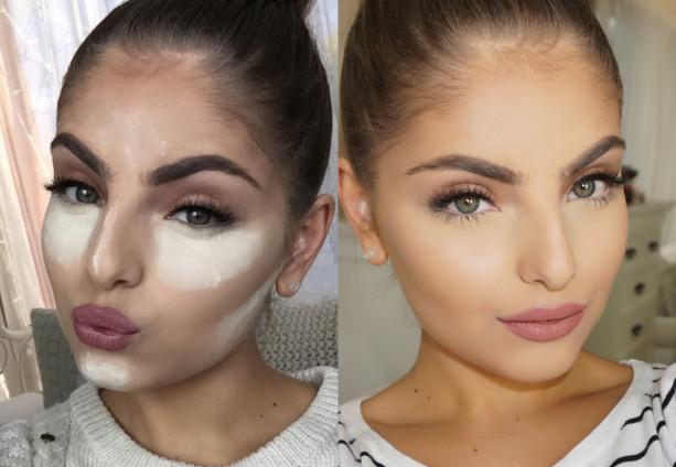 baken techniek make up