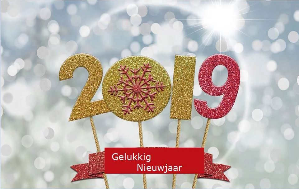 gelukkig nieuwjaar tache de beaute