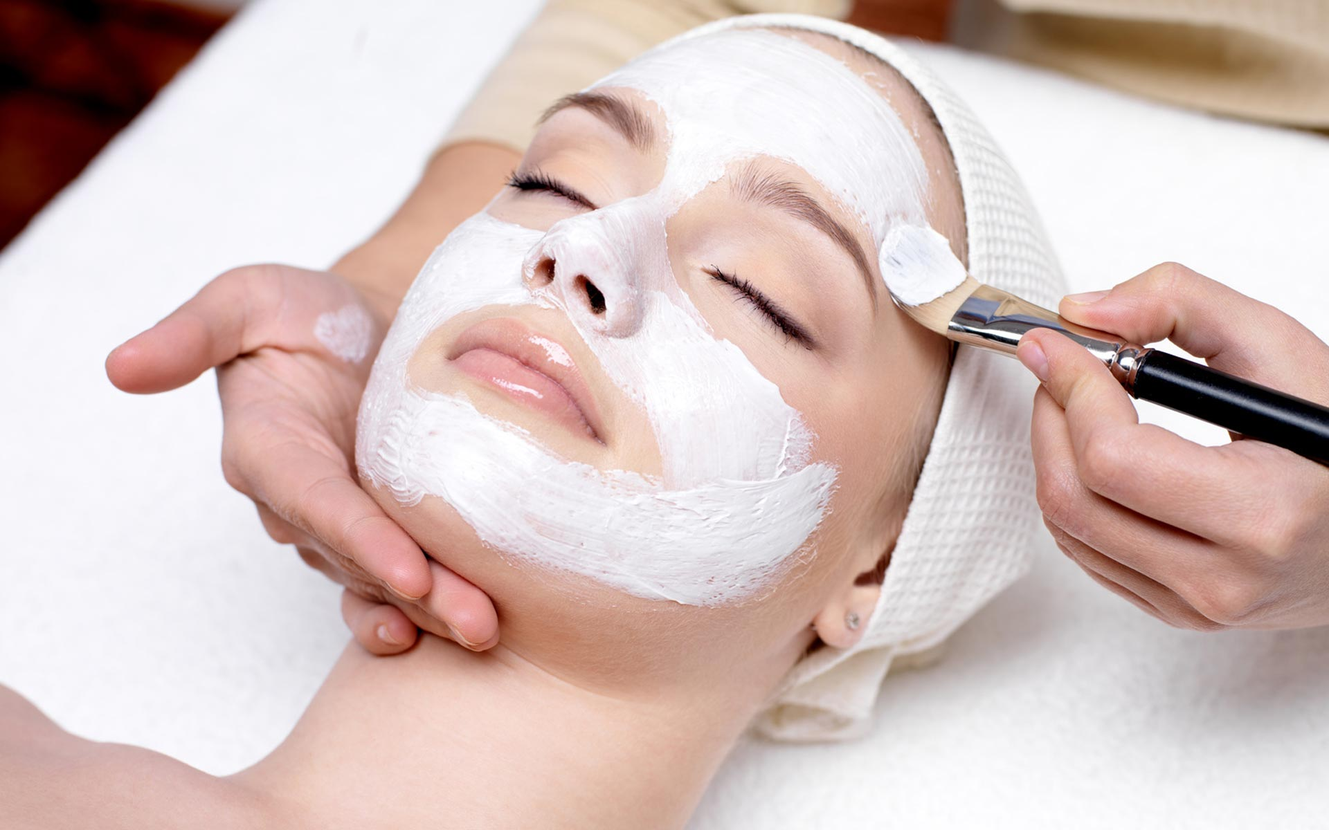 stralende huid peeling