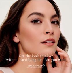 Jane Iredale Folder