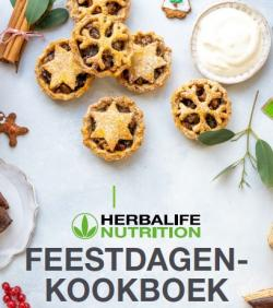 FEESTDAGENKOOKBOEK herbalife nutrition