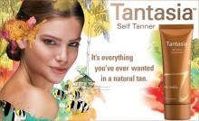Tantasia self tanner & bronzer jane iredale