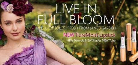 Jane Iredale Minerale Make-Up lipsticks