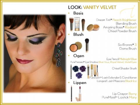 herfst / winter look 2013 jane iredale