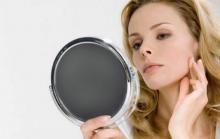 gelaat spiegel