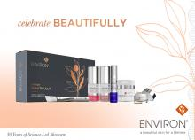 environ travel essentials stay glowing set