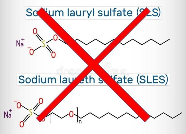 sulfaatvrije shampoo zeep producten
