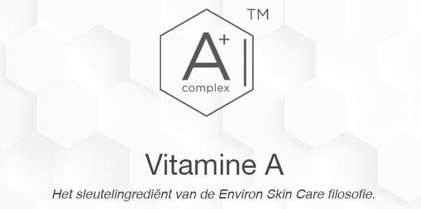 vitamine a environ retinoide reactie