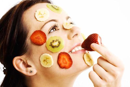 voeding huid