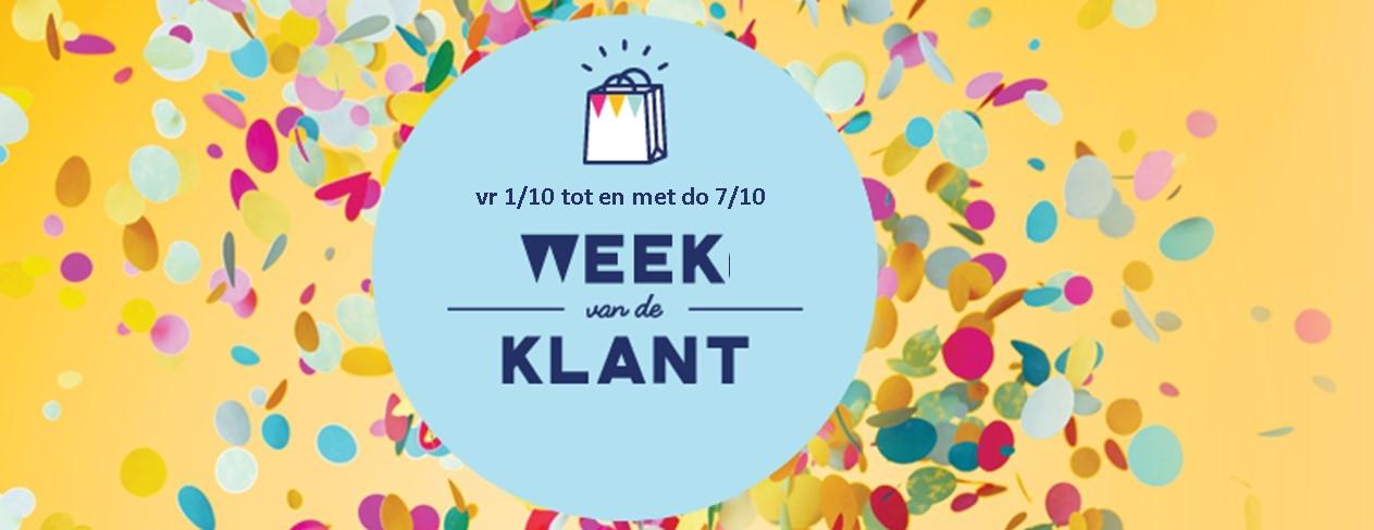 week dag van de klant